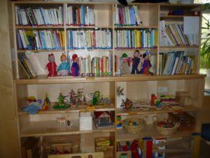 EKIZ Bibliothek